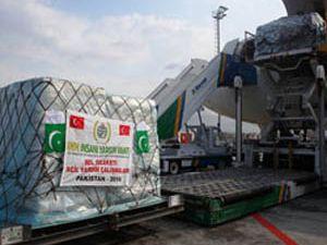 İHH Pakistanda kalıcı konutlara başlıyor