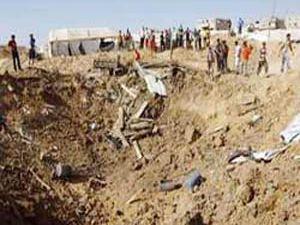 İsrail uçakları Refahı bombaladı