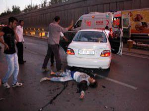 Üniversite öğrencileri kazada öldü