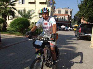 Sağlıklı bir dünya için sende pedalla