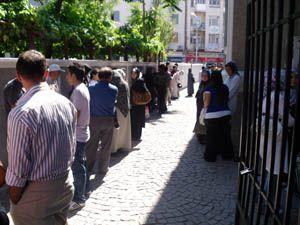 Ziraat Bankası kayıtta bıktırdı
