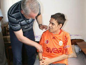 AK Parti ailesi oğlumun dileğini gerçekleştirdi