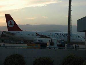 THY uçağı Konyaya acil iniş yaptı