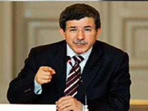 BM raporuna Davutoğlundan ilk yorum