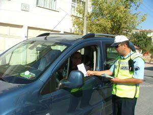 Kulu Emniyetinden sürücülere uyarı