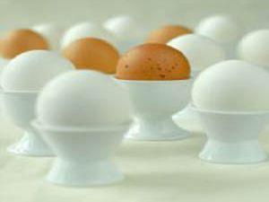 Et bulamıyorsanız yumurta yiyin