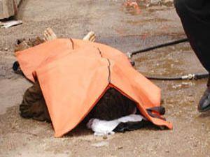 Elektrik akımına kapıldı ve hayatını kaybetti