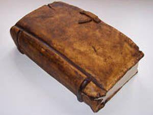 İşte dünyanın en eski kitabı!