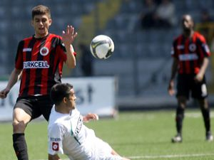 Konyaspor deplasmanda kayıp