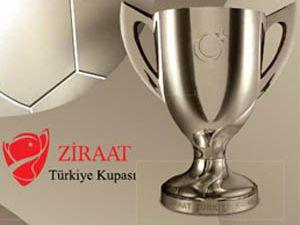 Ziraat Türkiye Kupası kuraları çekildi.