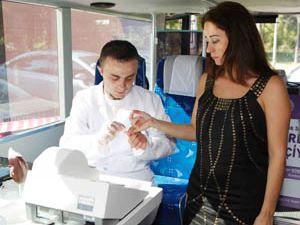 Böbrek Sağlığı Otobüsü Konya'da