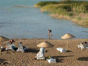 Beyşehir turistlere kaldı