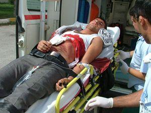Lise öğrencisi göğsünden bıçaklandı