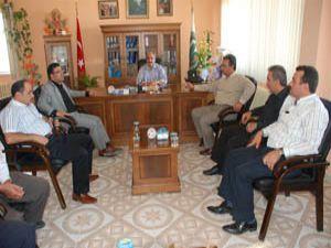 AK Parti Karataydan beldelere teşekkür ziyareti
