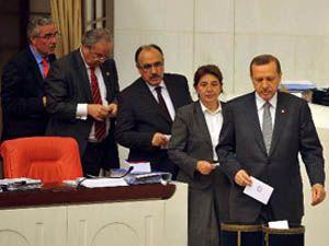 Meclis AYMye üye seçiyor