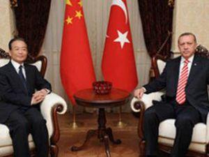 Çinle ticarette tarihi anlaşma