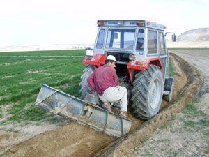 Çiftçilere hava uyarısı