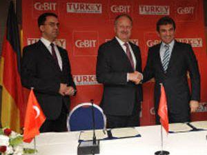 CeBITte Türkiye rüzgarı