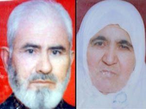 Yaşlı çiftin ölüm nedeni