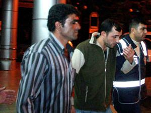 Konya polisinden esrar vurgunu