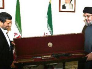 Beyruttan bir Ahmedinejad geçti
