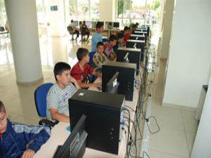 İnternet evleri, öğrenciler tarafından büyük ilgi görüyor