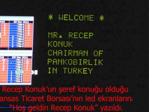 Türk çiftçisi de en az oradakiler kadar kazanacak