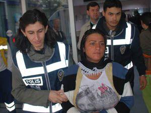 Otogarda uyuşturucu satışı