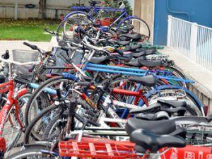 Bisikletler sahiplerini arıyor!