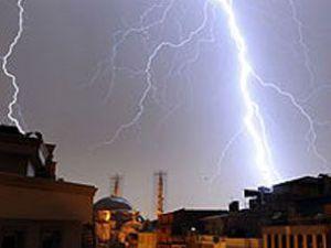 Meteorolojiden hafta sonu uyarısı