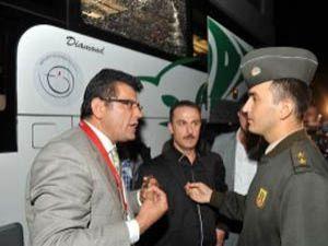 Konyaspora çirkin saldırı