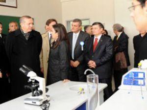 Erdoğan okulda neye hiddetlendi