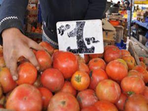 Konyada domatesin fiyatı düştü