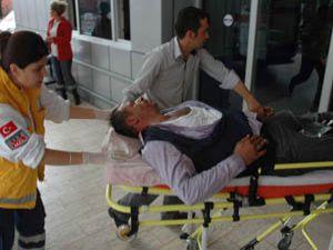 Konyada araç park etme kavgası: 3 yaralı
