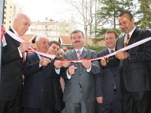 Konya Numune Hastanesine yeni laboratuvar