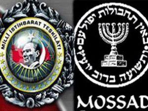 Türk istihbaratı MOSSAD ile ilşkisini kesti