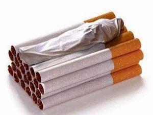 Sigarayı bırak cep telefonu veya çeyrek altını kap