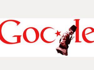 Googleden Cumhuriyet Bayramı jesti
