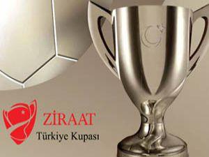 Ziraat Türkiye Kupasında gruplar belli oldu