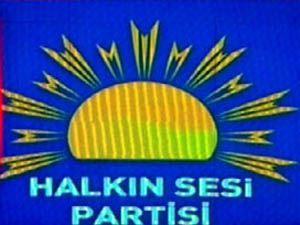 İşte yeni parti ve logo