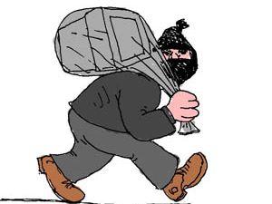 Çalıştığı depoda hırsızlık yapanlar yakalandı