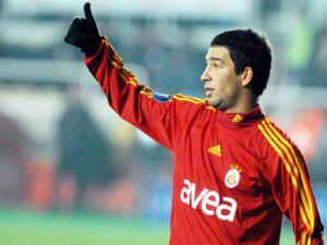 Arda Turan: İyi günde herkes Galatasaraylı olur