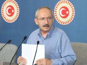 Kılıçdaroğlu,müftü vaiz ve imamlara bayram tebriği gönderdi
