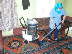 Karataydan evlere mobil temizlik hizmeti