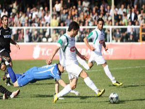 Konya Torku Şekerspor 3 puanı aldı