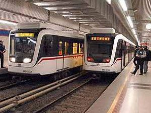 Metro Seyrantepede