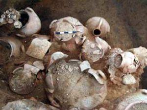 4 bin 300 yıl öncesine ait saray bulundu