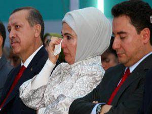 Erdoğanı ağlatan sürpriz