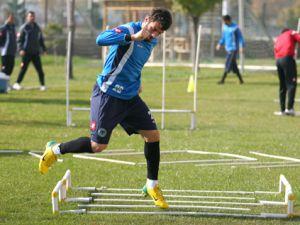 Konyaspor antremana 5 eksikle çıktı