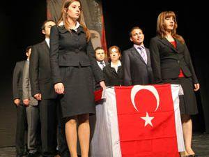 Öğretmenler günü Konyada kutlandı
